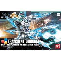 Gundam - Maquette Transient...