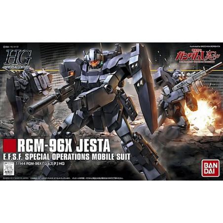 Gundam - Maquette RGM-96X...