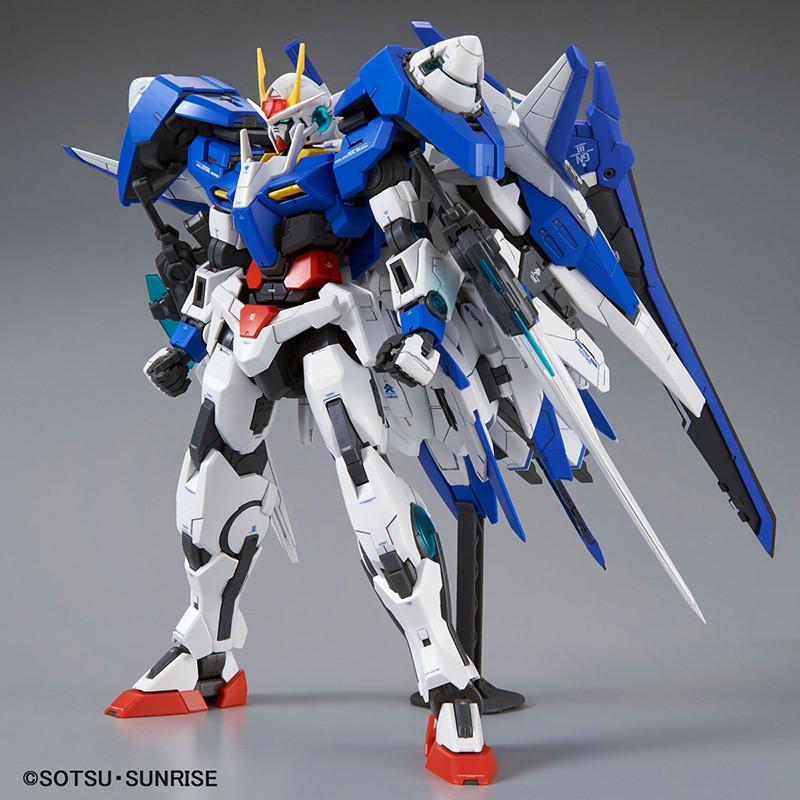 Gundam - Maquette OO Raiser...