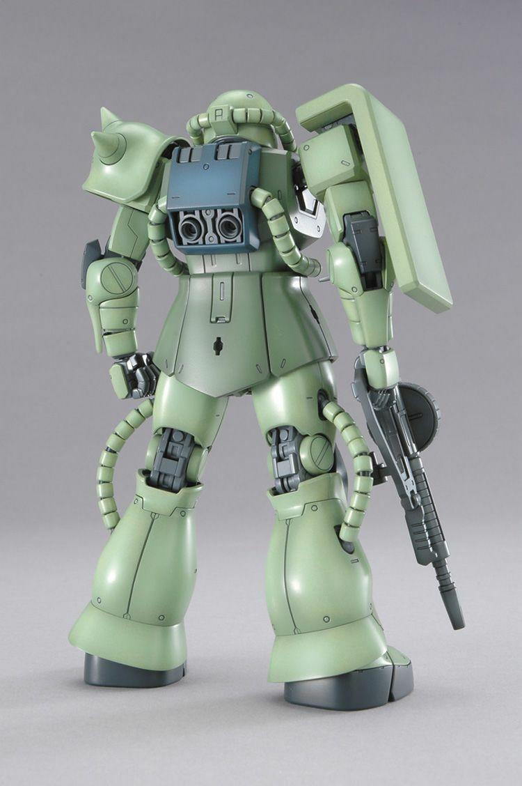 Gundam - Maquette Zaku II...