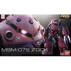 Gundam - Maquette MSM-07S...