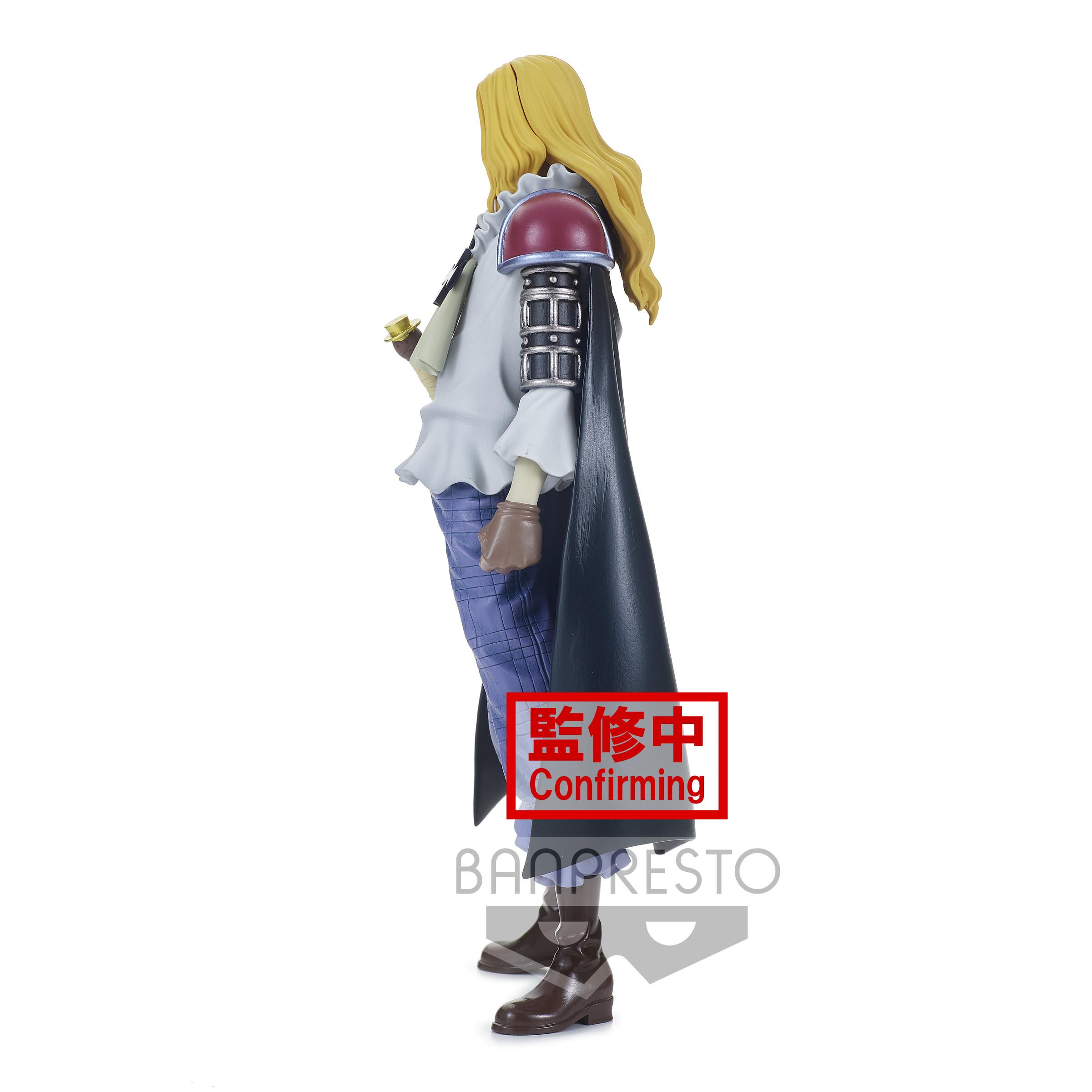 One Piece - Figurine Basil...