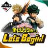 My Hero Academia - Ticket Ichiban Kuji Let's Begin