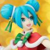 Vocaloid - Figurine Hatsune Miku SPM Figure Christmas Style 2021