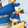 Disney Classic - Figurine Donald Duck D-Stage Boat