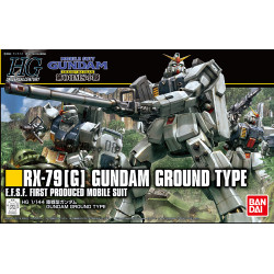 Gundam - Maquette RX-79[G]...