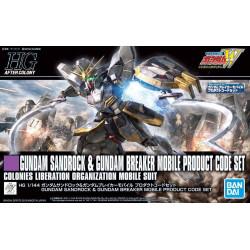 Gundam - Maquette XXXG-01SR...