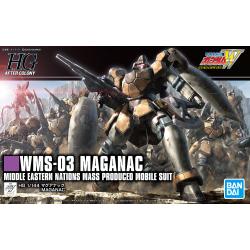 Gundam - Maquette Maganac -...
