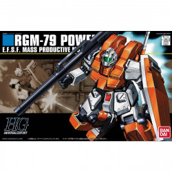 Gundam - Maquette RGM-79...