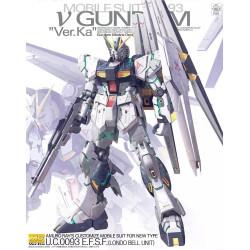 Gundam - Maquette Nu Ver....