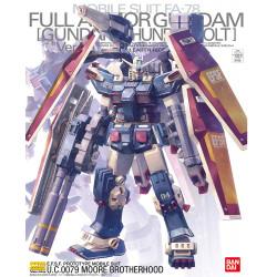 Gundam - Maquette FA-78...