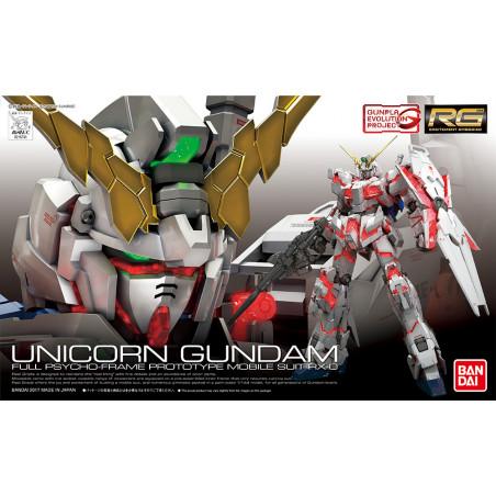 Gundam - Maquette Unicorn -...
