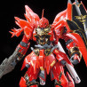 Gundam - Maquette MSN-06S Sinanju - Gundam RG - 1/144 Model Kit