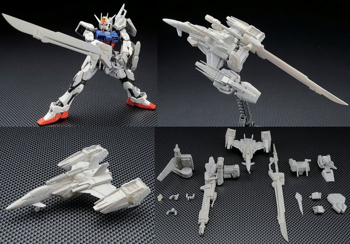 Gundam - Maquette FX-550...