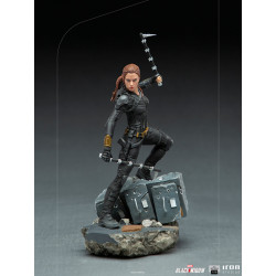 Marvel - Statue Black Widow...