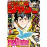 Weekly Shonen Jump N°02 – Janvier 2019. Légèrement Abimé