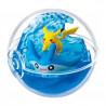 Pokemon - Figurine Pikachu & Babimanta Pokéball Terrarium Collection In Season