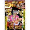 Weekly Shōnen Jump N°34 - Aout 2016. Légèrement abimé