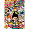Weekly Shōnen Jump N°21/22 – Mai 2018. Légèrement Abimé