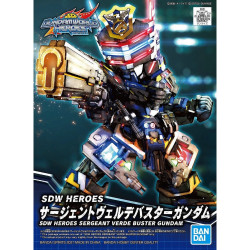 Gundam - Maquette SDW...