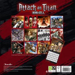 Attack On Titan -...