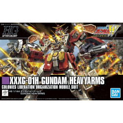 Gundam - Maquette XXXG-01H...