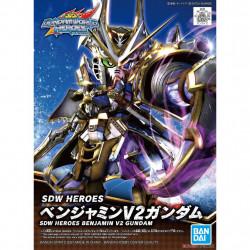 Gundam - Maquette Heroes...