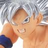 Dragon Ball Super - Figurine Son Goku Ultra Instinct Super Zenkai Solid Vol.3