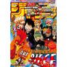 Weekly Shōnen Jump N°06 – Janvier 2017. Légèrement Abimé