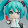 Vocaloid - Figurine Hatsune Miku Akai Hane Nendoroid Swacchao