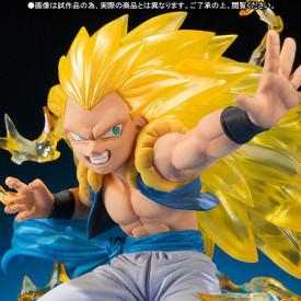 Dragon Ball Z - Figurine Gotenks Super Saiyan 3 Figuarts Zero image