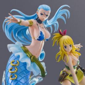 Fairy Tail - Figurine Lucy Heartfilia & Aquarius HQF image