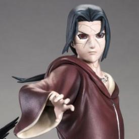 Naruto Shippuden - Figurine Itachi Uchiwa XTra Tsume image