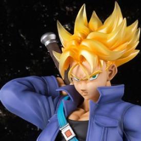 Dragon Ball Z - Figurine Trunks EX Figuarts Zero image