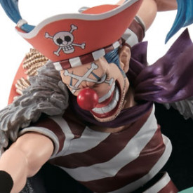 One Piece - Figurine Buggy Scultures image