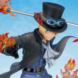 One Piece - Figurine Sabo Figuarts Zero 5ème Anniversaire image