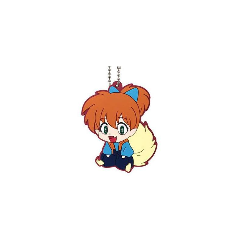 Inuyasha - Strap Shippo Rubber Mascot