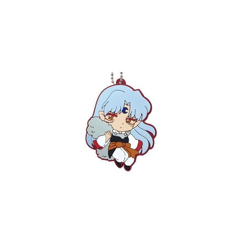 Inuyasha - Strap Sesshomaru Rubber Mascot