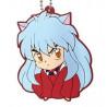 Inuyasha - Strap Inuyasha Rubber Mascot