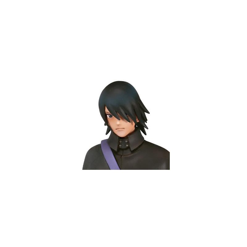 """Naruto Shippuden - Figurine Sasuke Shinobi Relation DXF  """"Naruto The Movie"""""""