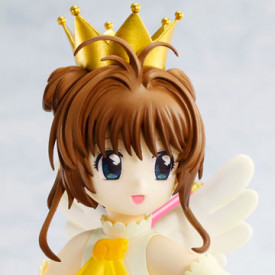 Sakura Card Captor - Figurine Sakura Happy Crown image