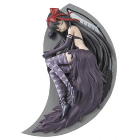 Madoka Magica Rebellion - Figurine Devil Akemi Homura Endormie