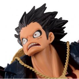 One Piece - Figurine Luffy Gear Fourth SCultures Big image