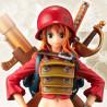 One Piece - Figurine Nami Grandline Lady Film Z Vol.1