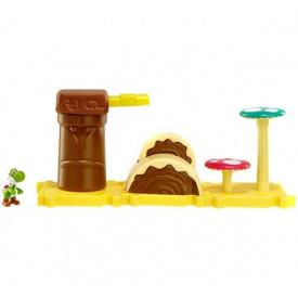 Mario - Micro playset Yoshi Dunes de miel