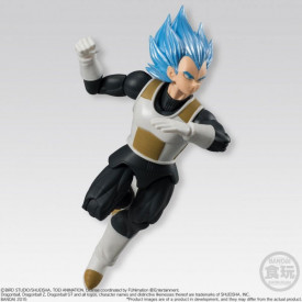 Dragon Ball Super - Figurine Vegeta SSGSS Shodo