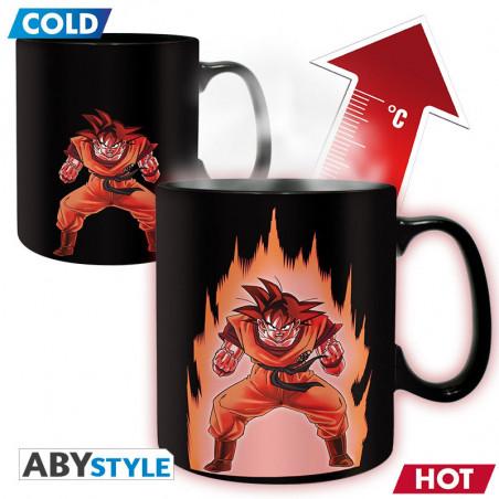 Dragon Ball Z - Mug Thermique Goku image