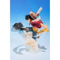 One Piece - Figurine Luffy Figuarts Zero Gomu Gomu No Hawk