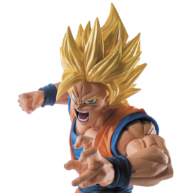 Dragon Ball Super - Figurine Sangoku SSJ Scultures Big 6 Vol.4