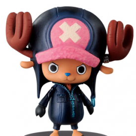 One Piece - Figurine Chopper Grandline Men DXF Film Gold Vol.2
